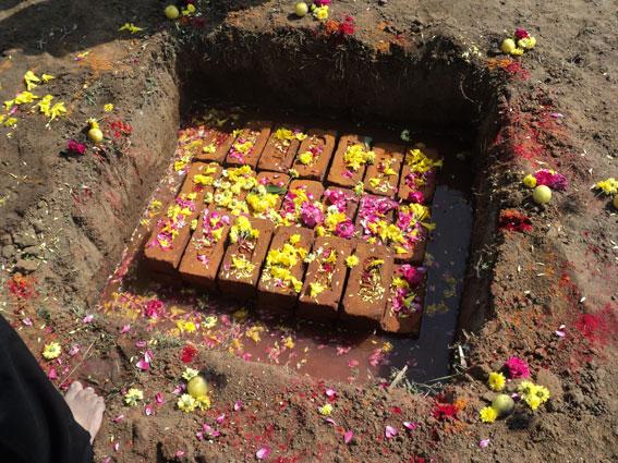 The Lilac Bhoomi Pooja At Rajakilpakkam By Amarprakash